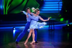 Let's Dance 2021 Show 2 - Valentina Pahde und Valentin Lusin tanzen Quickstep