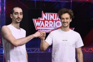 Ninja Warrior Germany Allstars - Die Athleten Xhemë Krasniqi und Alexander Wurm