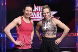 Ninja Warrior Germany Allstars - Die Athletinnen Andrea Meßner und Astrid Sibon