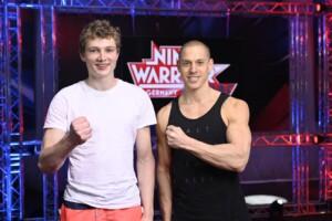 Ninja Warrior Germany Allstars - Die Athleten Philipp Göthert und Mark Degebrodt
