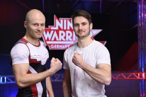 Ninja Warrior Germany Allstars - Die Athleten Benjamin Schmidt-Markurt und Marius Holzinger
