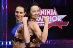 Ninja Warrior Germany Allstars - Die Athletinnen Rita Benker und Viola Weiermüller