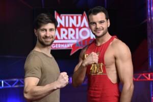 Ninja Warrior Germany Allstars - Die Athleten David Wolf und Rene Sperlich