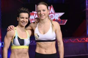 Ninja Warrior Germany Allstars - Die Athletinnen Andrea Forstmayr und Katharina Blank