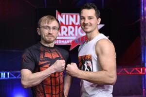 Ninja Warrior Germany Allstars - Die Athleten Artur Schreiber und Roy Sperlich