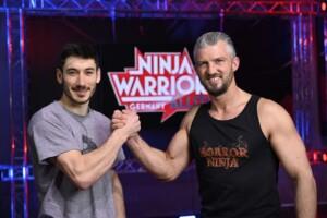 Ninja Warrior Germany Allstars - Die Athleten Samuel Faulstich und Siegfried Sperlich