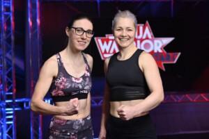 Ninja Warrior Germany Allstars - Die Athletinnen Alina Schwärzer und Miriam Schmidt