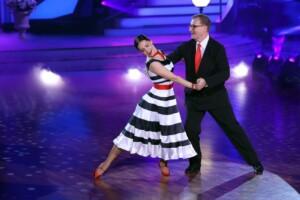 Let's Dance 2021 Show 3 - Jan Hofer und Christina Luft tanzen Tango