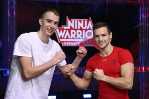Ninja Warrior Germany Allstars Finale - Die Athleten Leon Layer und Yasin El Azzazy
