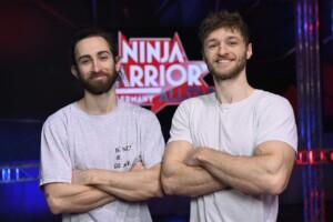 Ninja Warrior Germany Allstars Finale - Die Athleten Max Sprenger und Sladjan Djulabic