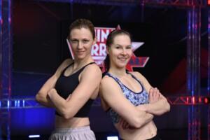 Ninja Warrior Germany Allstars Finale - Die Athletinnen Tatjana Holz und Jekaterina Konanchuk