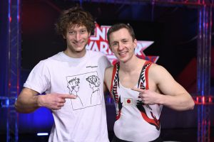 Ninja Warrior Germany Allstars Finale - Die Athleten Philipp Hans und Daniel Schmidt
