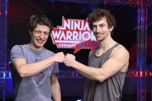 Ninja Warrior Germany Allstars Finale - Die Athleten Kim Marschner und Benjamin Grams