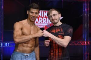 Ninja Warrior Germany Allstars Finale - Die Athleten Joel Mattli und Artur Schreiber