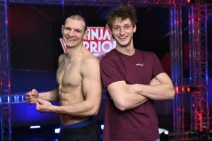 Ninja Warrior Germany Allstars Finale - Die Athleten Daniel Gerber und Moritz Hans