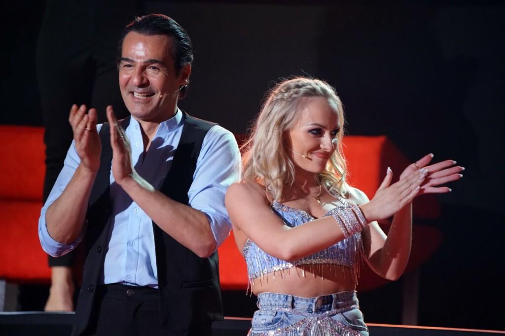 Let's Dance 2021 - Die Entscheidung: Erol Sander und Marta Arndt scheiden aus.