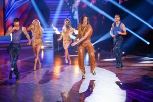 Let's Dance 2021 Show 7 - Das Team Jorge beim Jury-Teamtanz