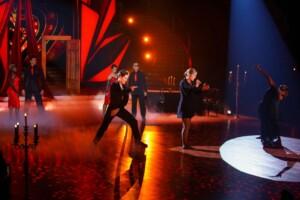 Let's Dance 2021 Show 7 - Das Team Motsi beim Jury-Teamtanz