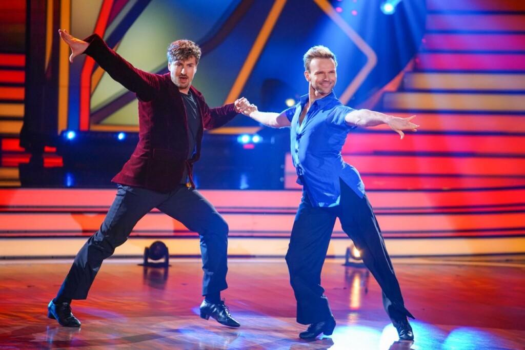 Let's Dance 2021 Show 7 - Nicolas Puschmann und Vadim Garbuzov tanzen Samba