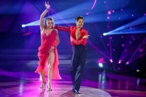 Let's Dance 2021 Show 7 - Lola Weippert und Christian Polanc tanzen Rumba