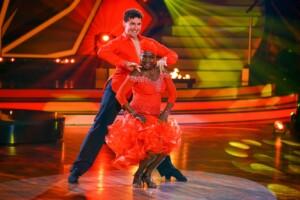 Let's Dance 2021 Show 7 - Auma Obama und Andrzej Cibis tanzen Samba