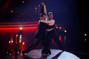 Let's Dance 2021 Finale - Nicolas Puschmann und Vadim Garbuzov tanzen Tango