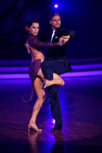 Let's Dance 2021 Finale - Rúrik Gíslason und Renata Lusin tanzen Tango