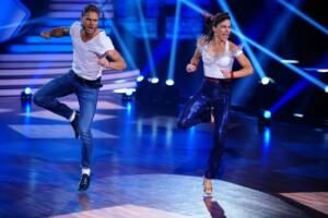 Let's Dance 2021 Finale - Rúrik Gíslason und Renata Lusin tanzen Jive