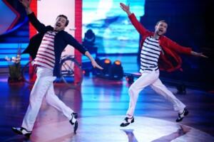 Let's Dance 2021 Finale - Nicolas Puschmann und Vadim Garbuzov tanzen Charleston