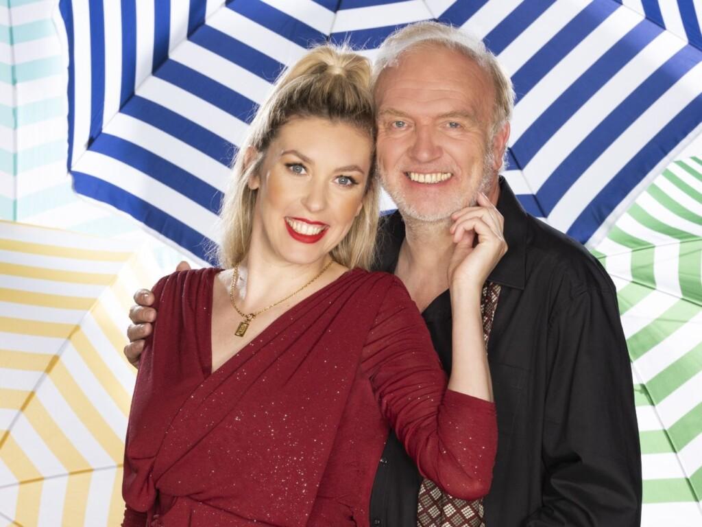 Roland Heitz und Janina Korn