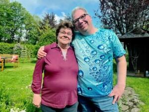 Schwiegertochter gesucht 2021 - Mama Marianne und Tobias