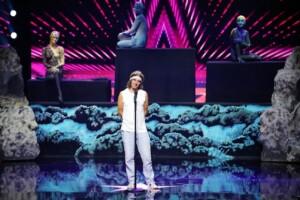 Das Supertalent 2021 Show 1 - Johannes Stötter