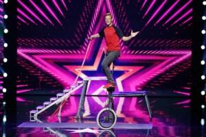 Das Supertalent 2021 Show 1 - Wesley Williams
