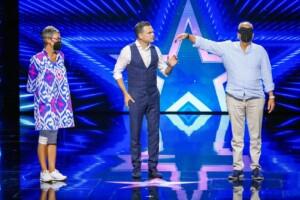 Das Supertalent 2021 Show 1 - Marco Miele