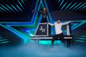 Das Supertalent 2021 Show 1 - Jannick Holste