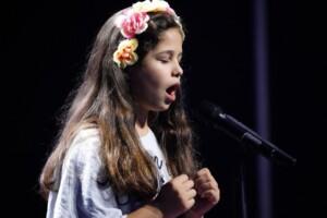Das Supertalent 2021 Show 1 - Elena Turcan