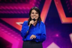 Das Supertalent 2021 Folge 2 - Agnieszka Szkudlarek