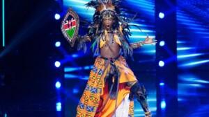 Das Supertalent 2021 Folge 2 - Karabo Morake