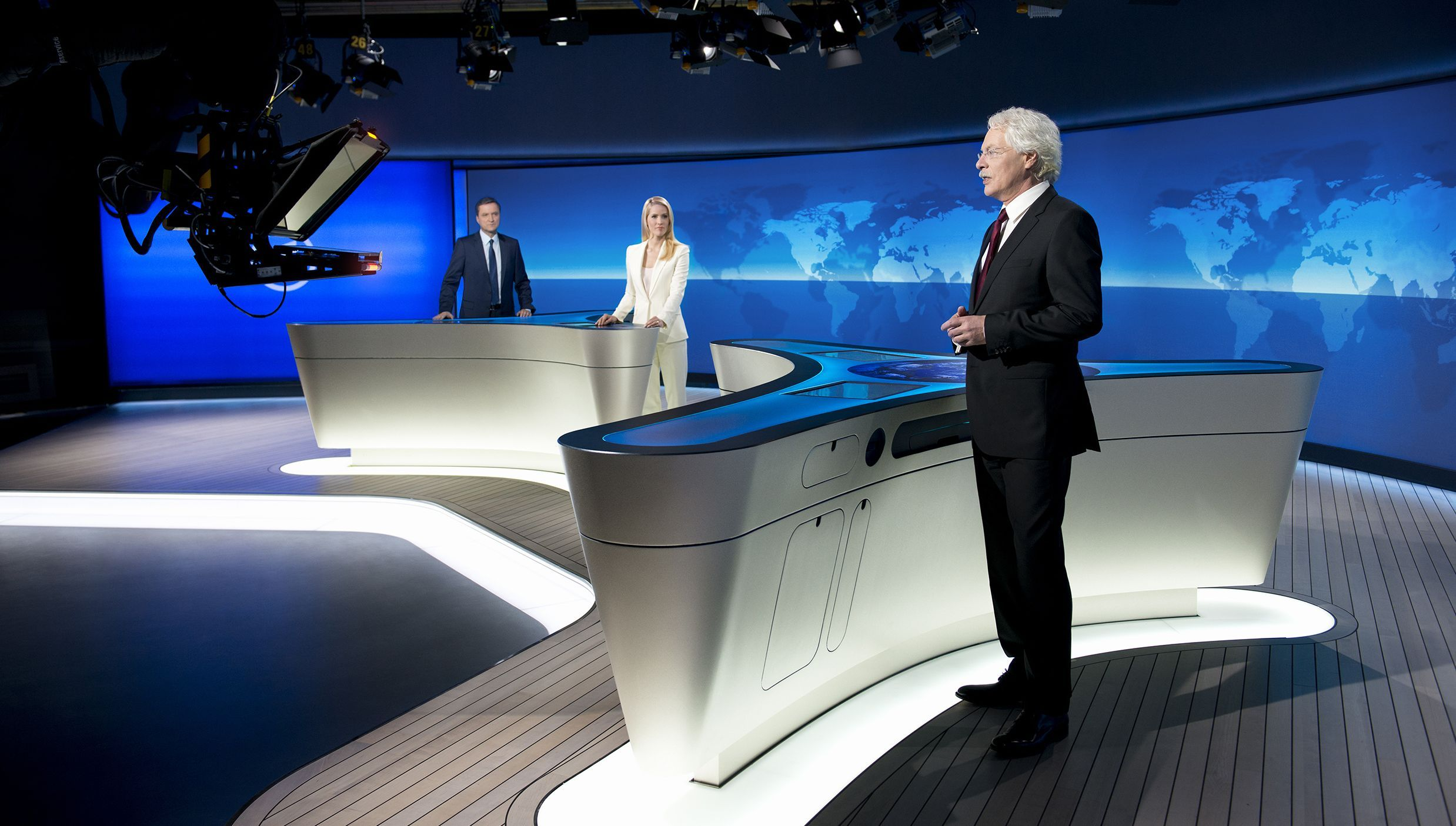 LA TELEVISIONE IN GERMANIA: IL TAGESSCHAU, IL TG DEL PRIMO CANALE (A CURA DI FEDE)