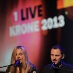 Die 1LIVE Krone 2013 - Maxim und Judith Holofernes