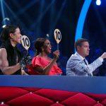 Let's Dance 2017 Show 7 - Jorge Gonzalez, Motsi Mabuse und Joachim Llambi