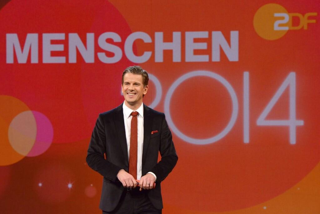Markus Lanz moderiert den Jahresrückblick des ZDF