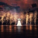 Helene Fischer - Das Stadionkonzert - Helene Fischer im weißen Kleid