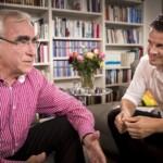 Markus Lanz mit Dr. Theo Waigel