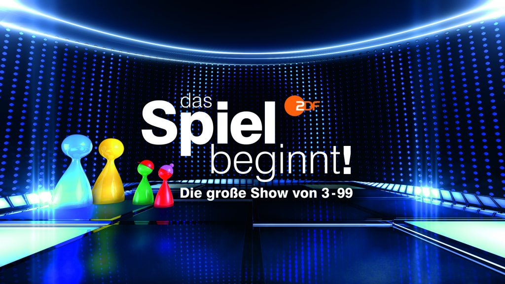 "Johannes B. Kerner moderiert ""Das Spiel beginnt!"""