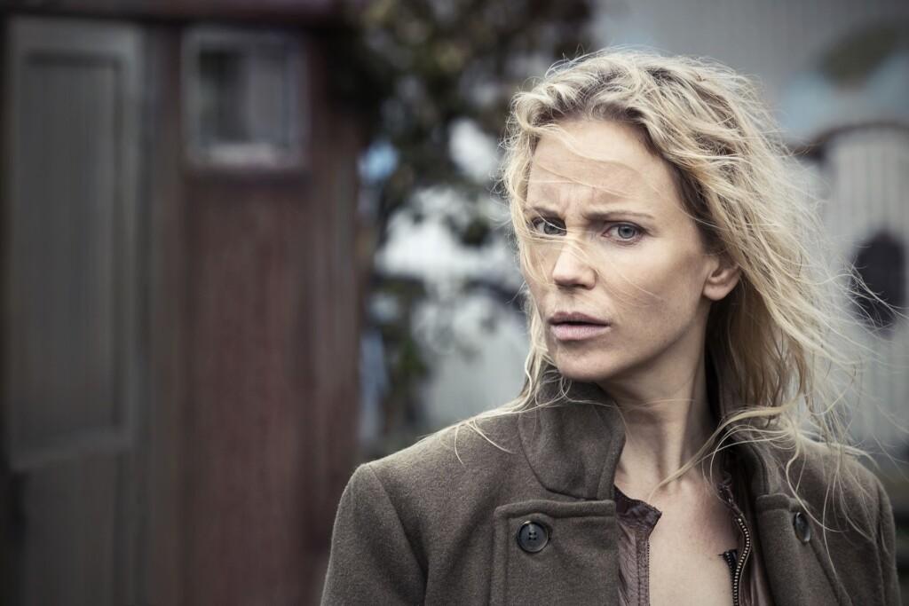 Polizistin Saga Norén, gespielt von Sofia Helin, ermittelt wieder in einer grausamen Mordserie.