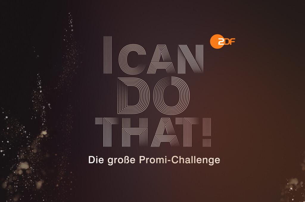 Das Logo zur neuen ZDF-Show.