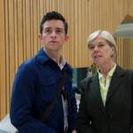 Broadchurch Staffel 2 - Roger Ringrose als Alan und Carolyn Pickles als Maggie Radcliffe
