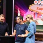 Deutschlands Superhirn 2016 - Steven Gätjen, Christian Raczek und Christiane Stenger