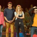 Das Spiel beginnt - Carmen Nebel, Max Giermann, Annette Frier und Rolando Villazòn